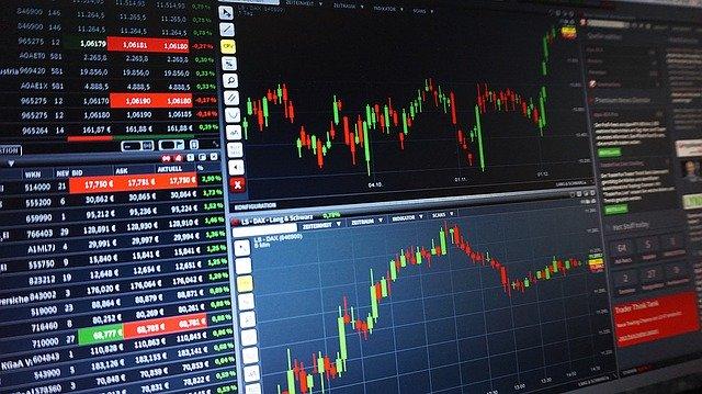 aktien charts börse etf robo advisor portfolio